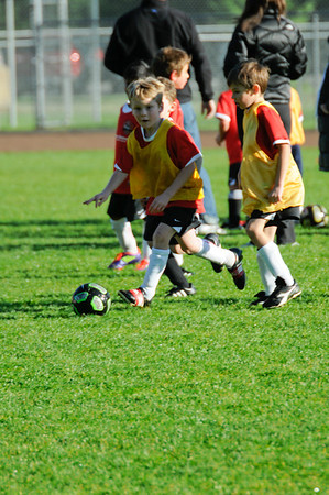Husky Soccer U8