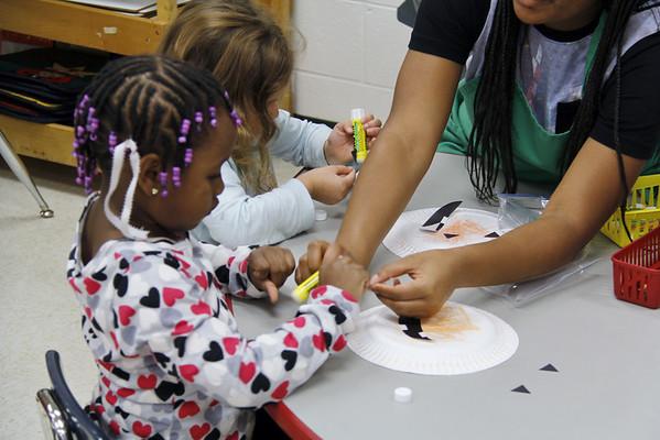 Child Development Halloween 10-29 and 30th 2014