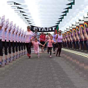 Colour Run for SpArC 2016