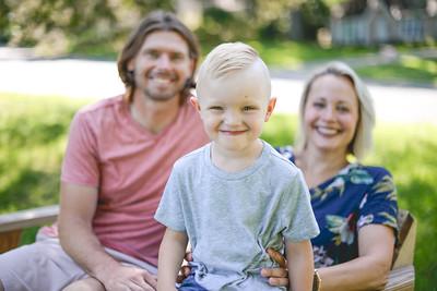 Betker Family Summer 2020