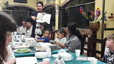 Passover 2015 - Nicaragua