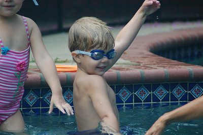 Bennett's Swimming Lessons 2007
