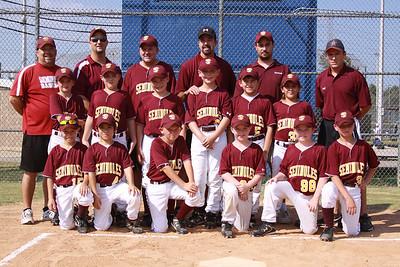 Seminoles (Quinton Carpenter) - June 26, 2009 - Rothwood Park