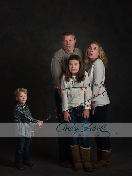 Spearing Family Christmas PROOFS