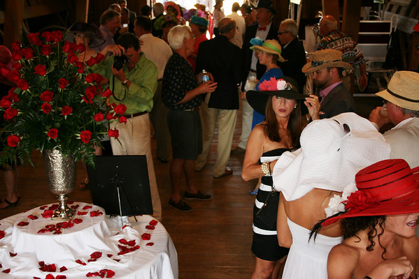 The Stables Opening & Derby Day