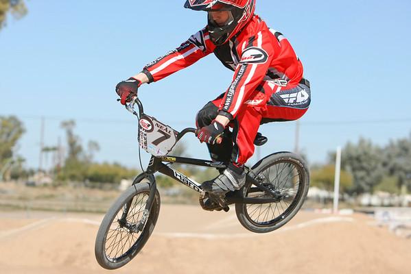 Type 1 BMX Fundraiser Feb 2012