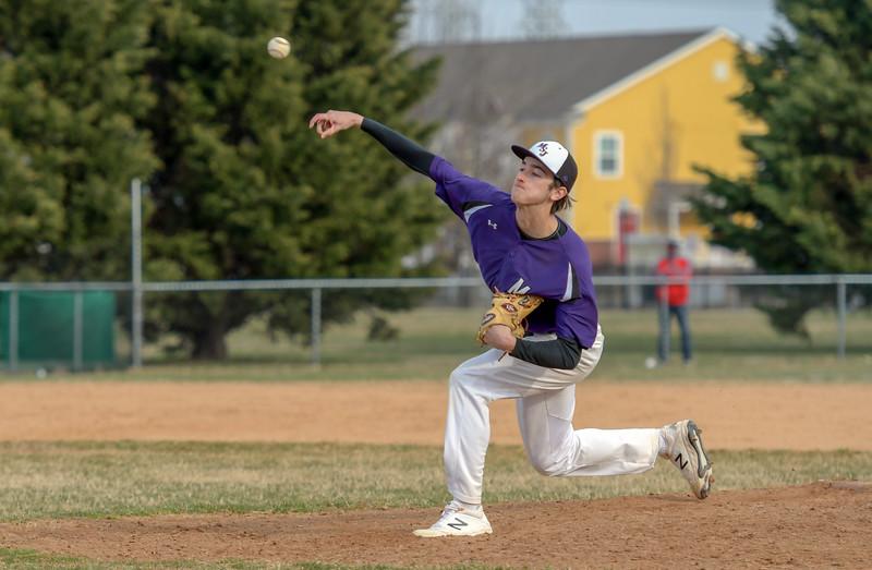Baseball: Mount St. Joseph visits Archbishop Curley