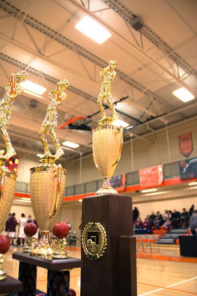 Basketball Awards - IACS 2012