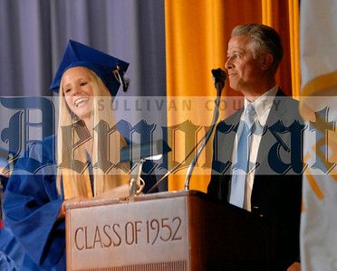 2013 Hancock Graduation