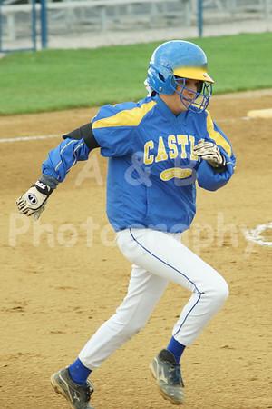 Castle Softball 2012-13
