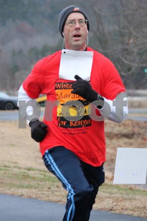 White River Half Marathon 2013