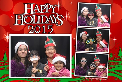 Palm Springs Disposal Services Holiday Party 2015
