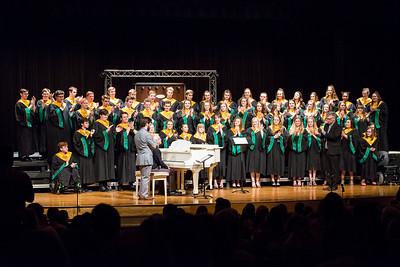 2018 GHS Spring Choir Concert
