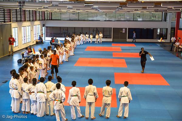 Tournoi de Judo de Matoury