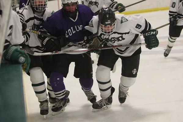 Boys Hockey vs Brattleboro