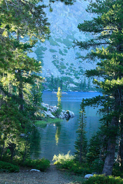 Long Lake August 2013