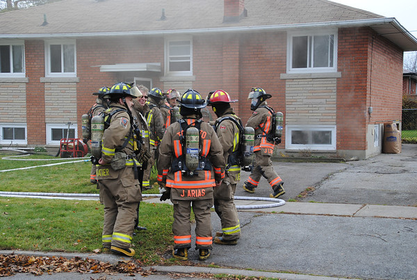 November 26, 2011 - Working Fire - 20 Cushendun Rd.