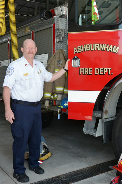 Ashburnham Fire Chief