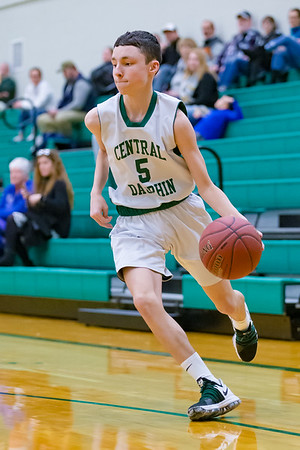 2019-01-14 | Freshmen | Central Dauphin vs. Cedar Cliff