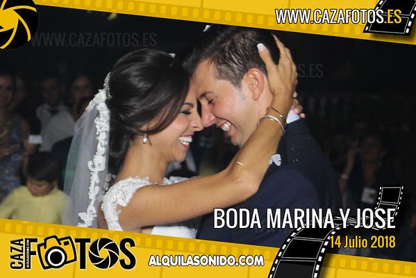 BODA MARINA Y JOSE - 14 JULIO 2018