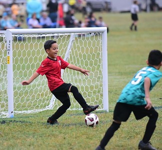 The Dragons Youth Soccer 10-2-21