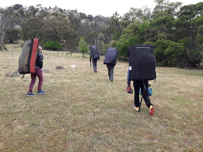 Mt Beckworth Bouldering 10 Nov 2019