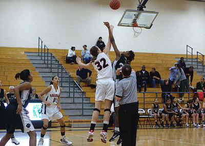 2009/12/02 BHS Girls Basketball - Butler VS Forrestview