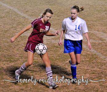 2010 111910 Grace vrs. Boyd (MS Girls Soccer)