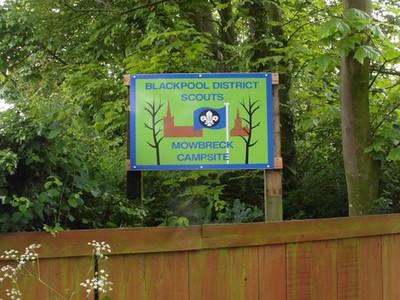 Mowbreck Training Campsite