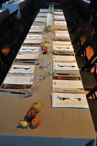 2011 East Bay CFTPA - Grand Opening Gala Dinner
