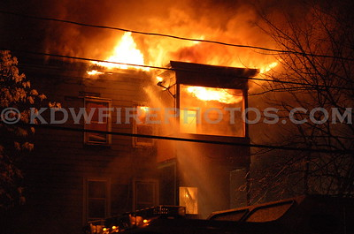 Lawrence, MA - 3rd Alarm - Melvin St - 2/17/06