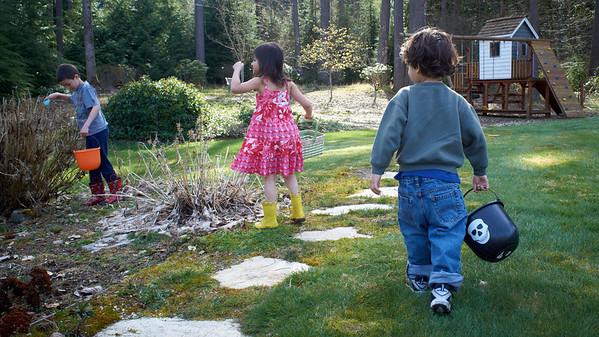 Easter '09, part 2: Helen & Alex's