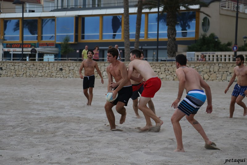 XVIII Torneo Rugby Playa Universidad Alicante
