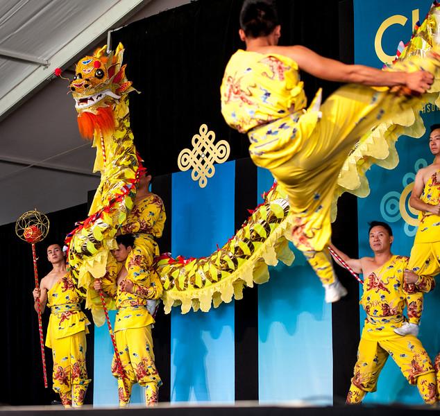 China at the Folklife Festival