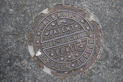 UK street plates