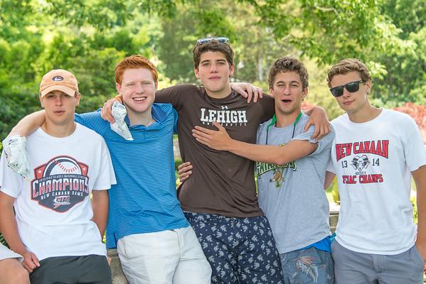 NCHS Senior Athletic Banquet 6/17/15