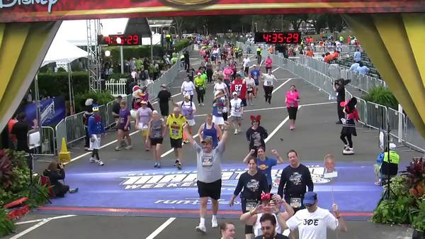 2014 Dopey Half Marathon