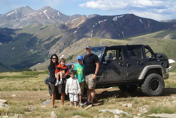 2010 July 4th Weekend Keystone Colorado