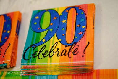 2009-09-05 ESM 90th Birthday Party
