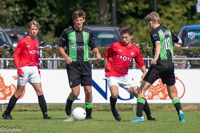 JCO JO17-1 - FC Dalfsen JO17-1