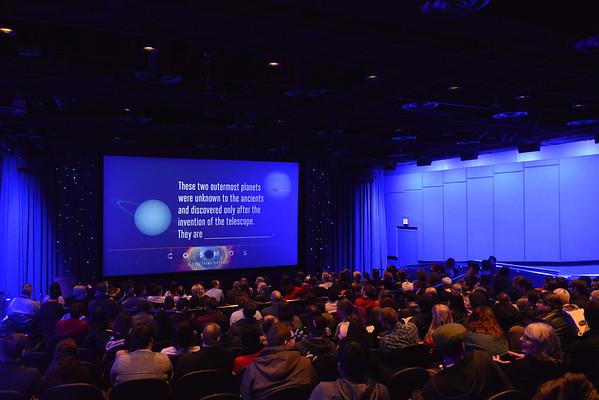 Cosmos Screening