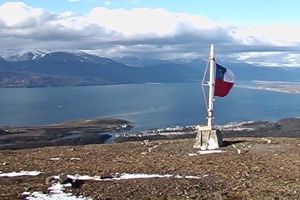 Dientes de Navarino Trek, Isla Navarino, Chile - December 2006