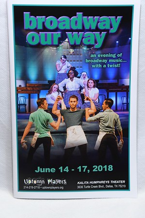 6-15-2018 Broadway Our Way @ Uptown Players