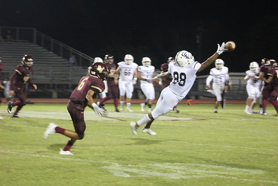 Devine Var Football vs  Central Catholic Sept 28