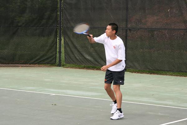 Varsity Tennis vs. Miller School