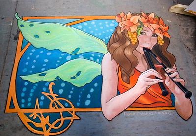 2007 Salt Lake City Chalk Art Festival