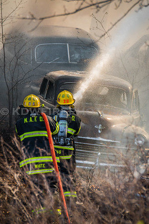 North Andover, MA W/F w Brush - 213 Summer St - 4/24/17