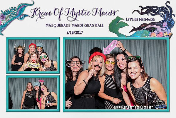 Mystic Maids 2017 Photo Booth
