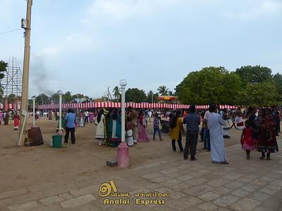 யாழ்ப்பாணம் நல்லூர்க்கந்தசுவாமி ஆலய 14ஆம் திருவிழா