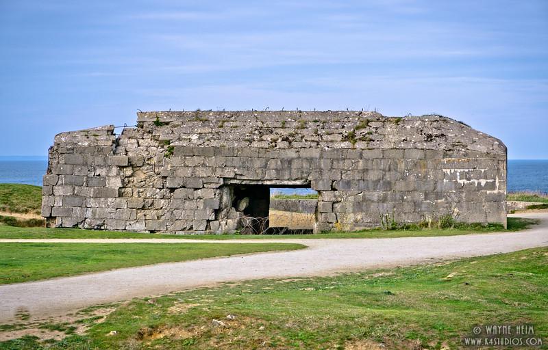 German Bunker 37   Photography by Wayne Heim